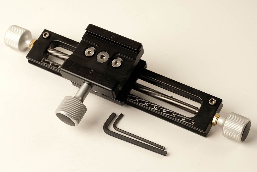 180mm Macro Focusing Rail Slider for Precision Focus ... |Macro Focusing Rail